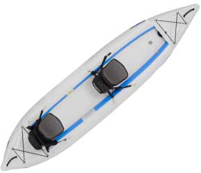 Sea Eagle 385ft Review – FastTrack Inflatable Kayak
